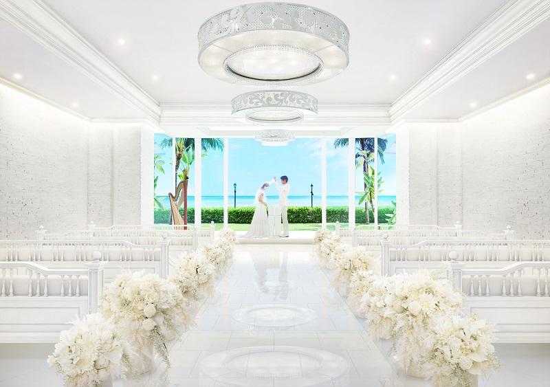 """海外リゾートウエディングを""""再開""""「結婚式を、楽しもう。」~ハワイ編~"""