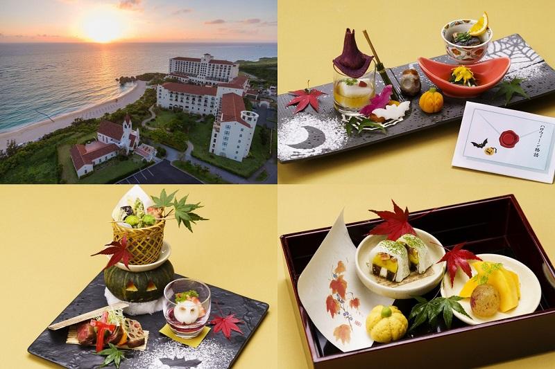 ホテル日航アリビラ、首里城再建への願いを込めた物語会席を提供開始