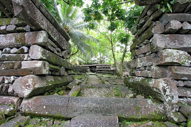 テムウェン島_ナンマドール遺跡