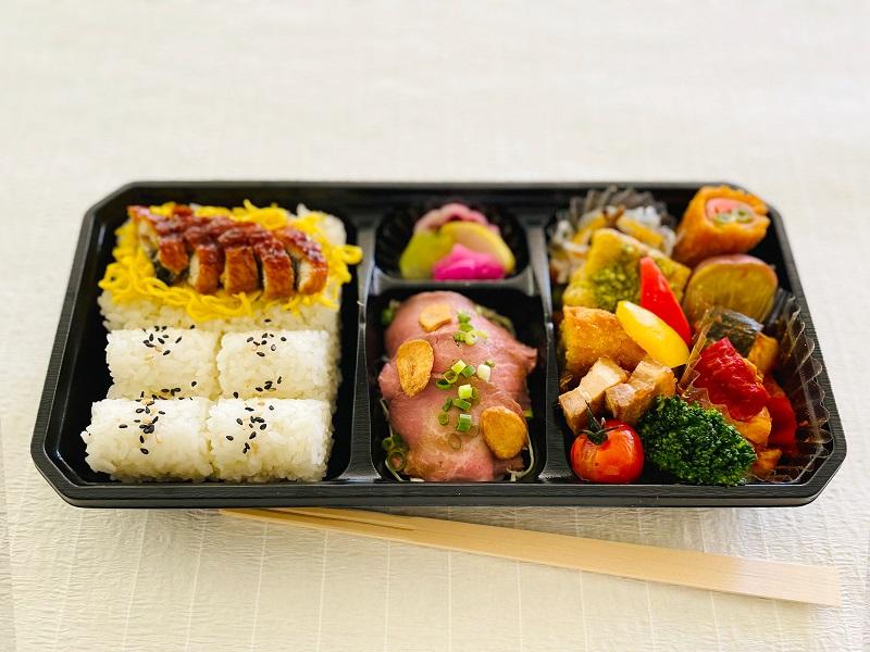 ゆいレール「県庁前」駅構内でホテルメイドのお弁当を限定販売!