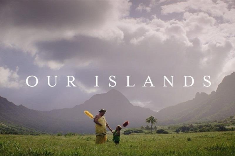 ハワイ州観光局のプロモーション動画「Our Islands」金賞受賞!
