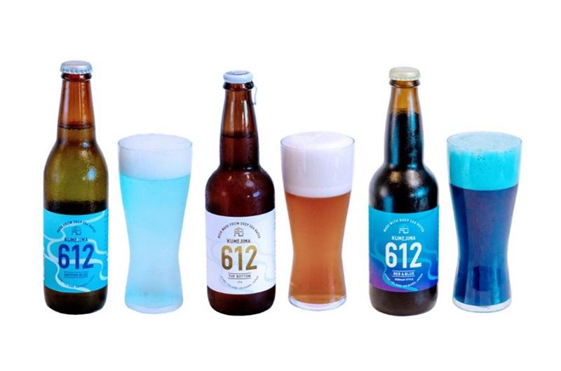 沖縄・久米島から海洋深層水仕込みのクラフトビールを発売!
