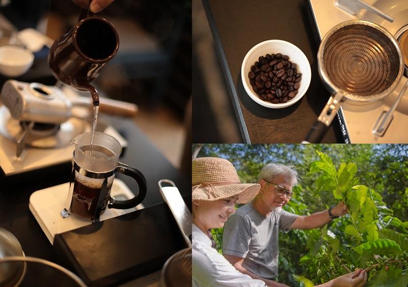 オリエンタルホテル 沖縄リゾート&スパ、やんばるコーヒーの焙煎体験付きランチプラン