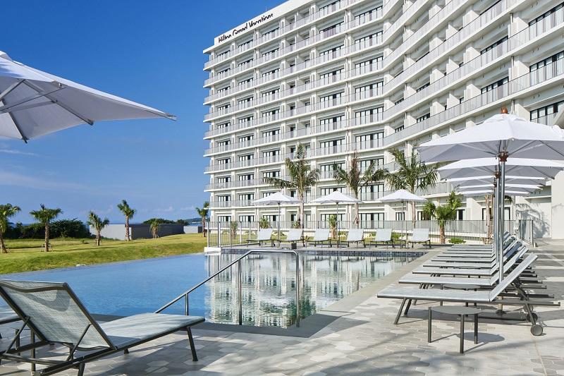 「ザ・ビーチリゾート瀬底 by ヒルトンクラブ」開業!沖縄の自然の中で暮らすように旅を。