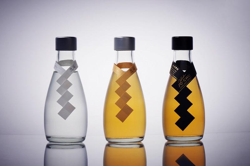日本酒由来の熟成酒「浄酎」3種飲み比べセット販売開始!