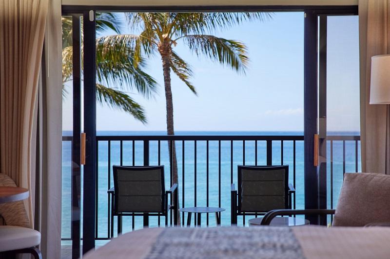 ハワイ・マウイ島のカアナパリビーチホテルがリニューアルオープン